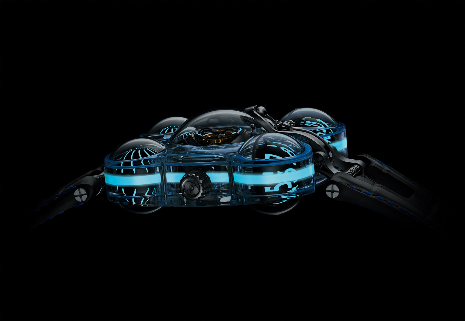 MB&F HM6 Alien Nation 8