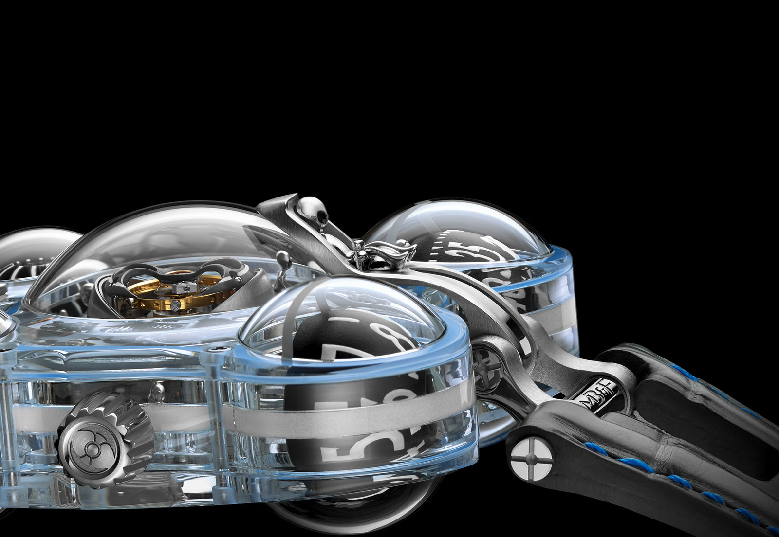 MB&F HM6 Alien Nation 9