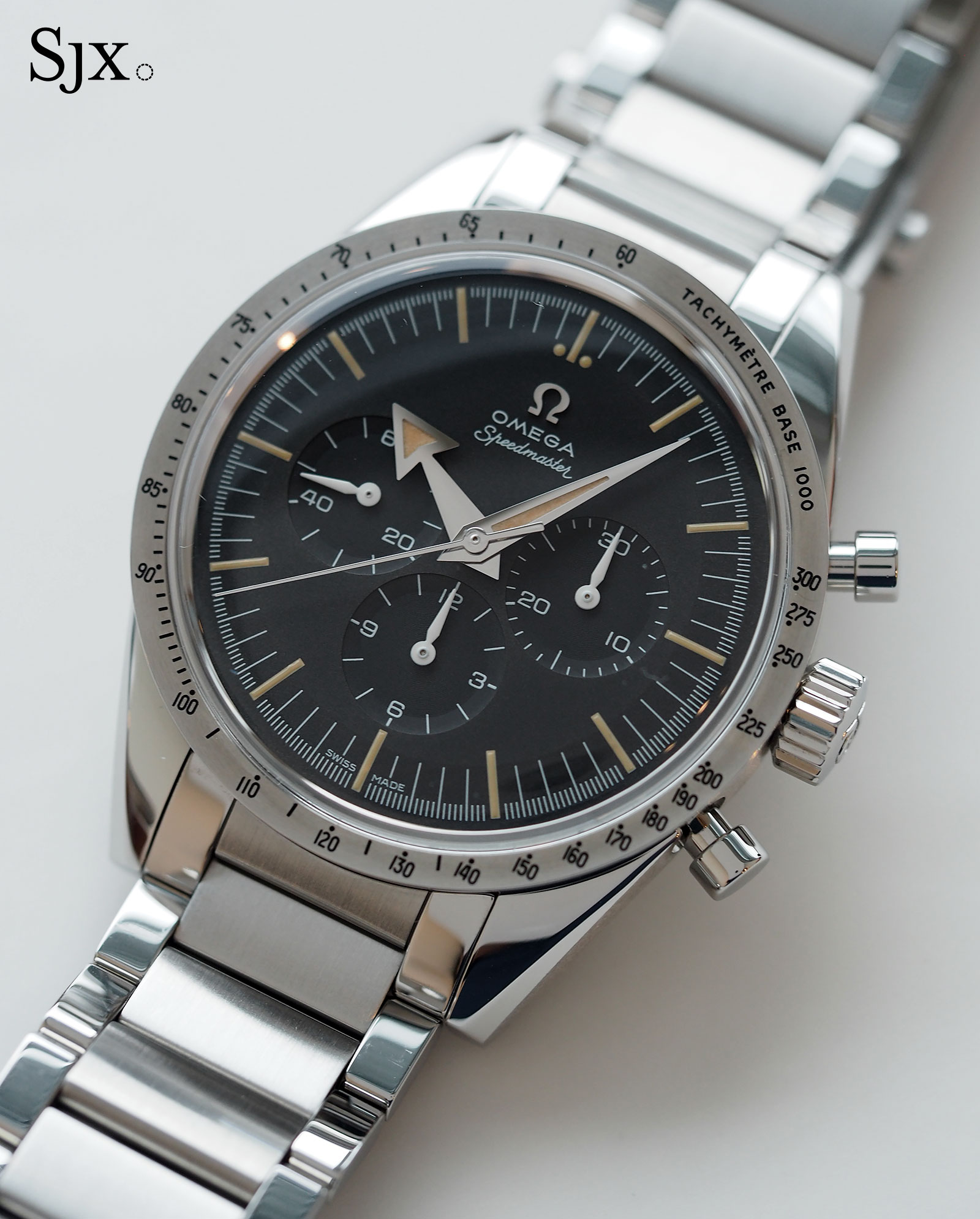 Omega 1957 Trilogy Speedmaster 1
