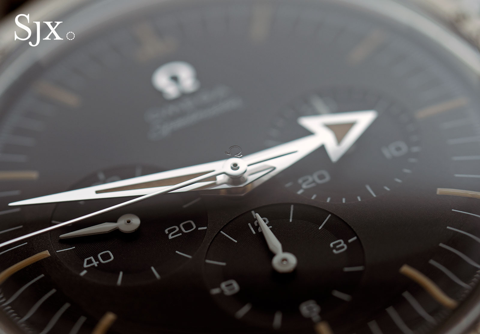 Omega 1957 Trilogy Speedmaster 15