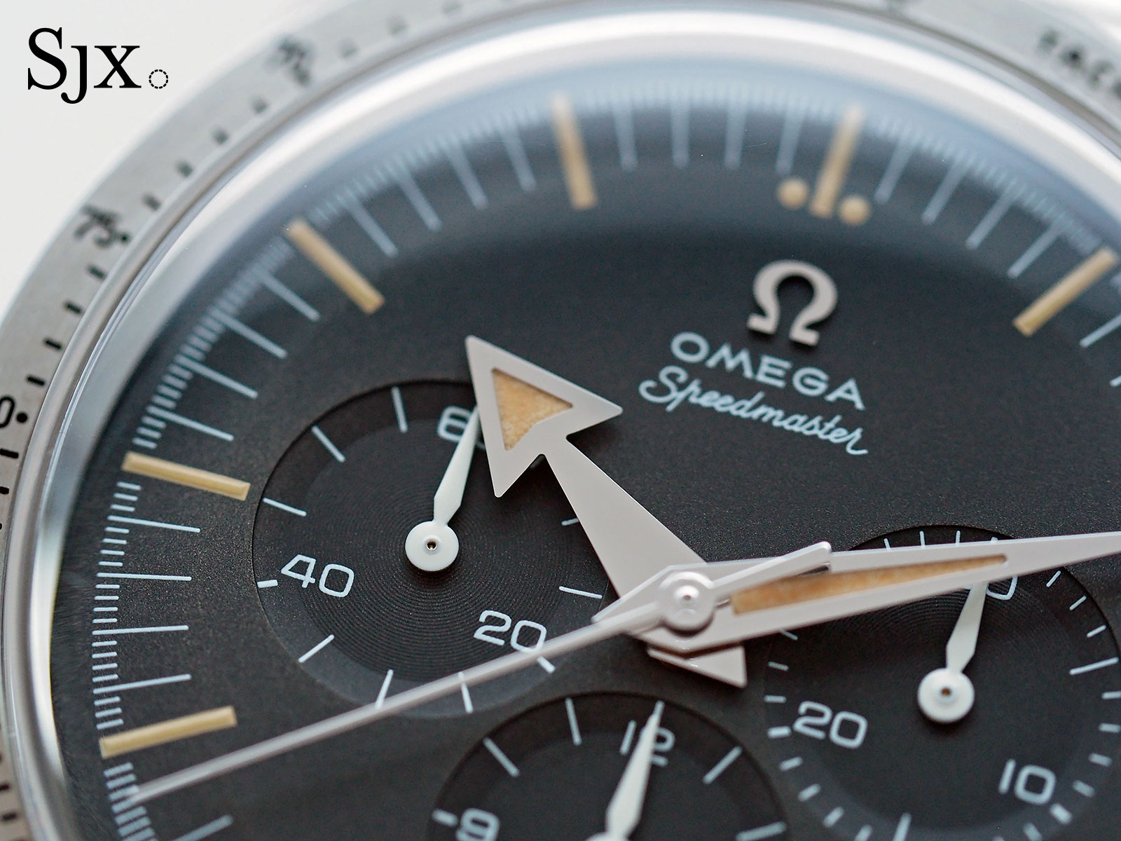 Omega 1957 Trilogy Speedmaster 5