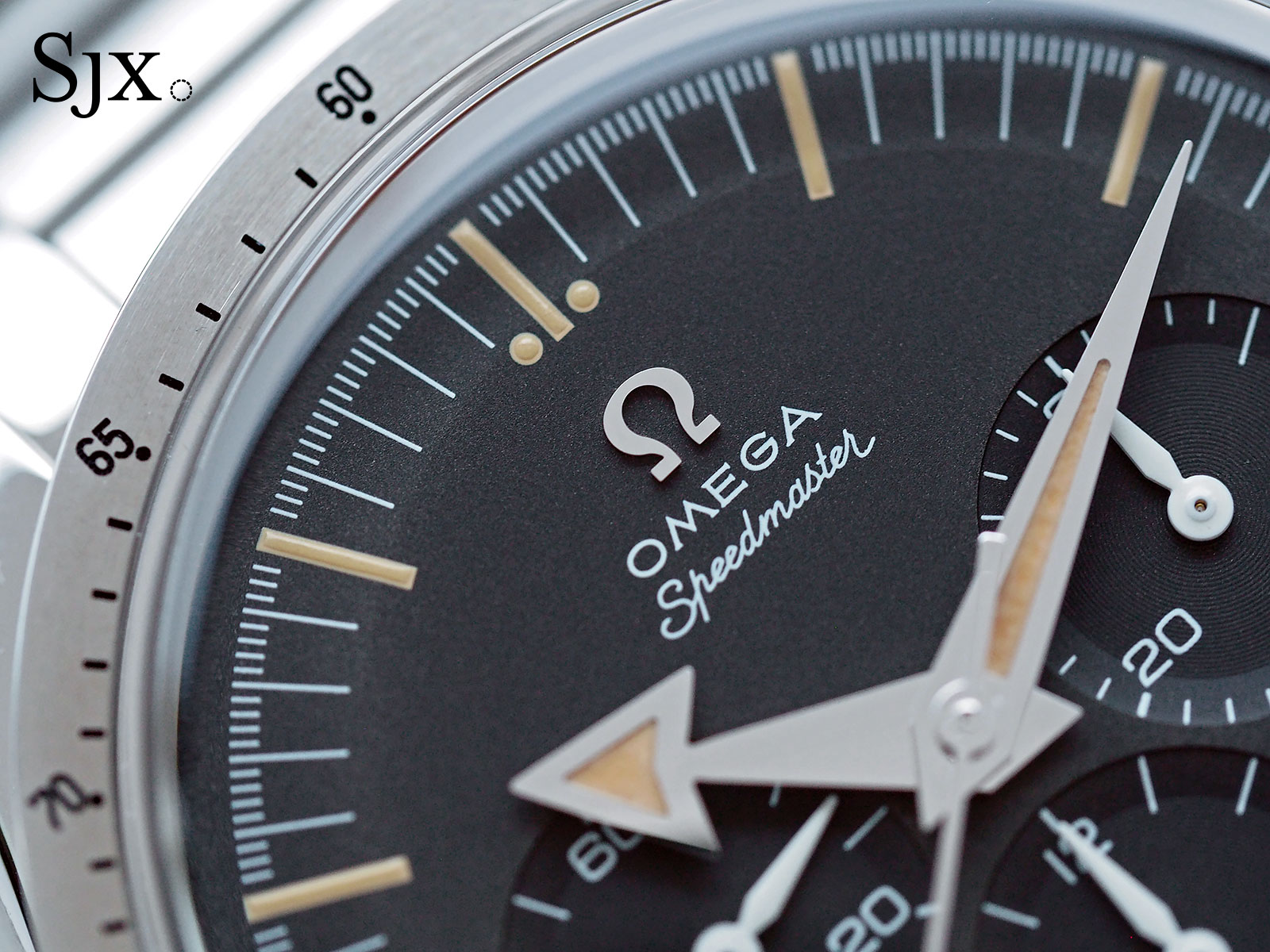 Omega 1957 Trilogy Speedmaster 6