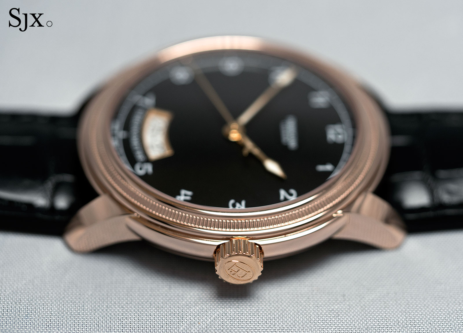 Parmigiani Toric Chronometre red gold 4