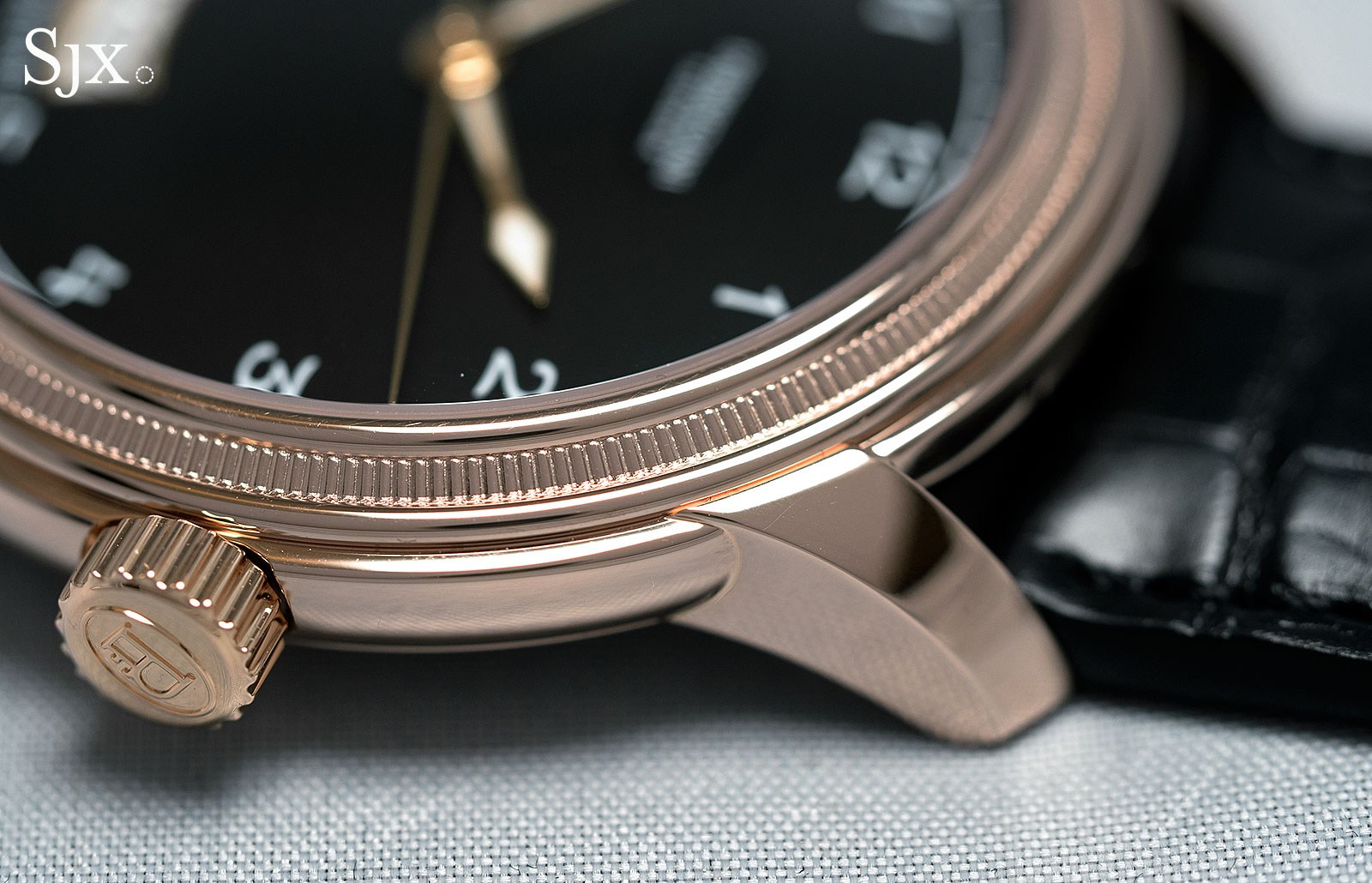Parmigiani Toric Chronometre red gold 6