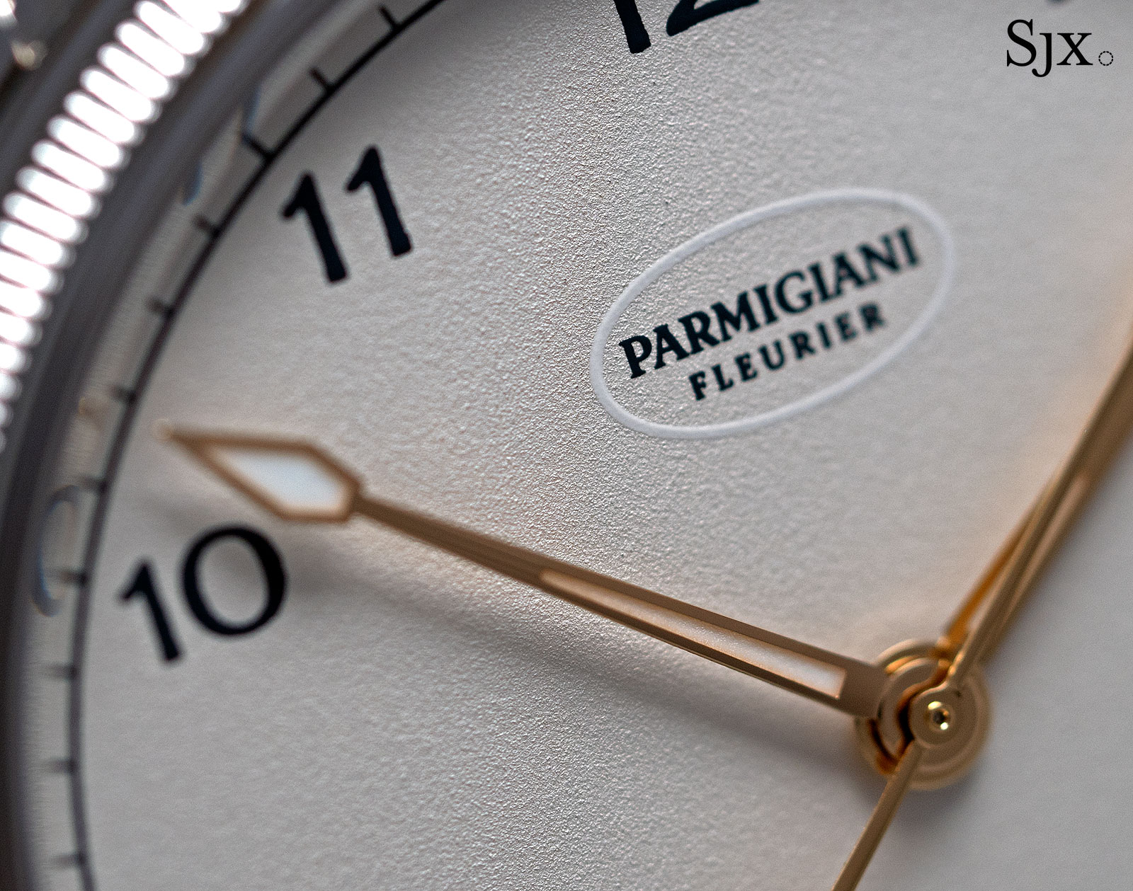 Parmigiani Toric Chronometre white gold 4