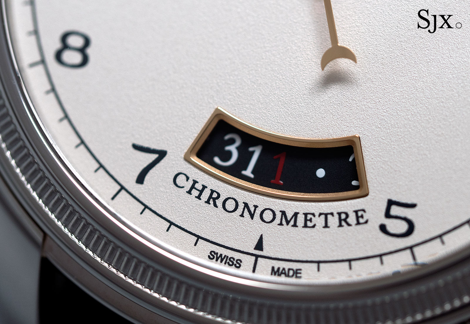 Parmigiani Toric Chronometre white gold 5