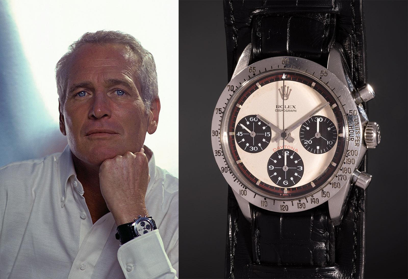 Paul Newman's Paul Newman Rolex 1