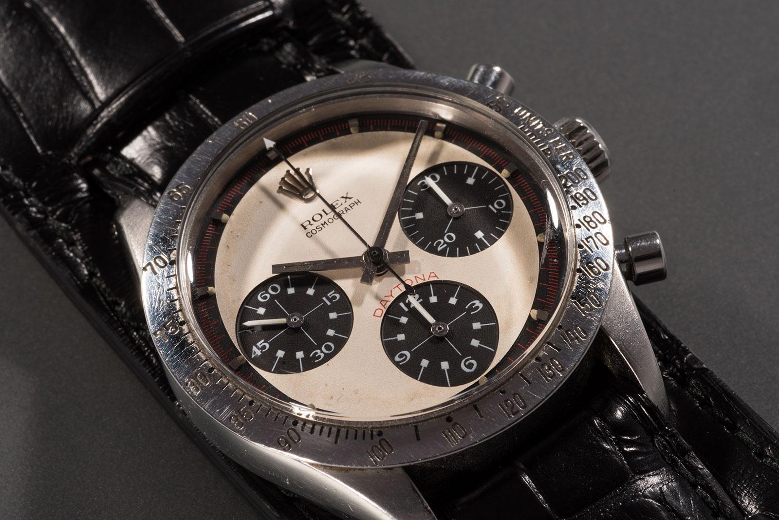 Paul Newman's Paul Newman Rolex 4