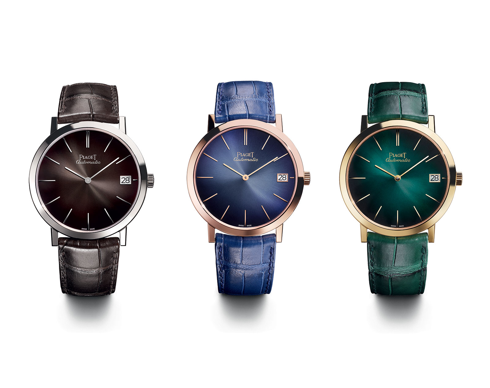 Piaget Altiplano 60th Anniversary 40mm date
