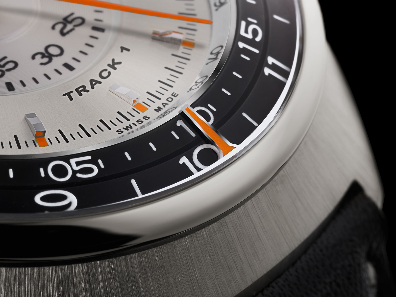 Singer Track 1 Chronograph Watch 3