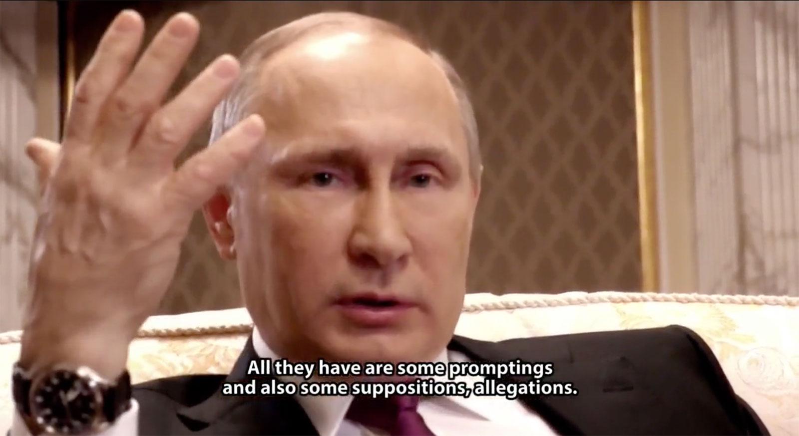 Vladimir Putin IWC Mark XVII 3