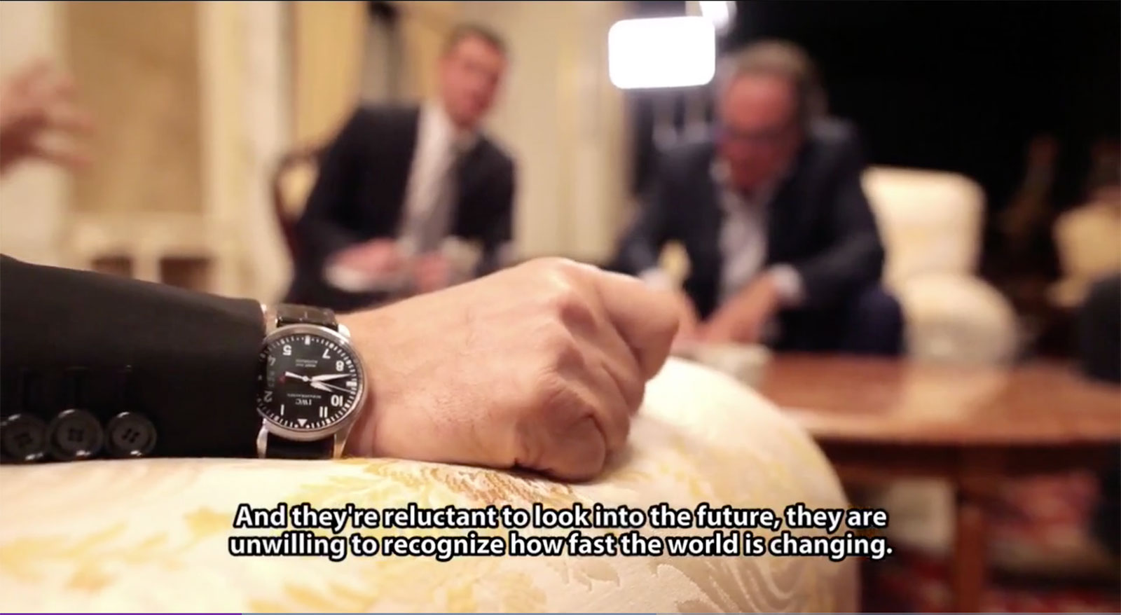 Vladimir Putin IWC Mark XVII 4