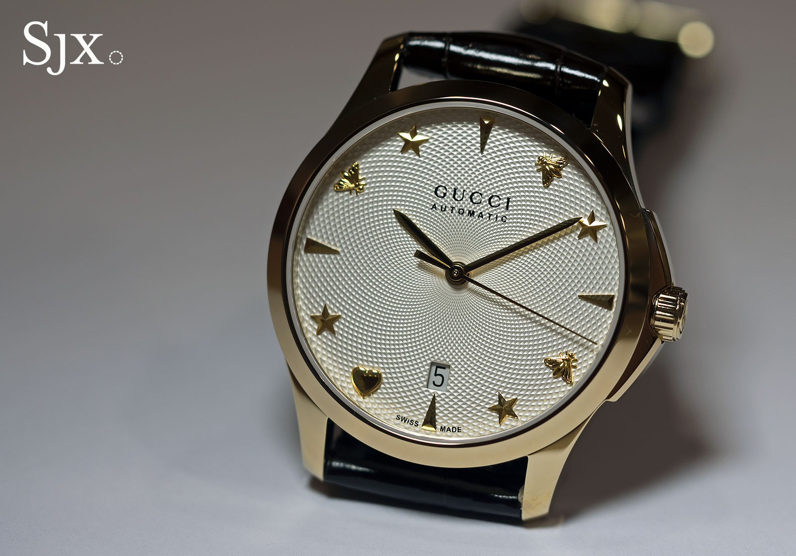 Gucci G-Timeless Automatic 38mm 1