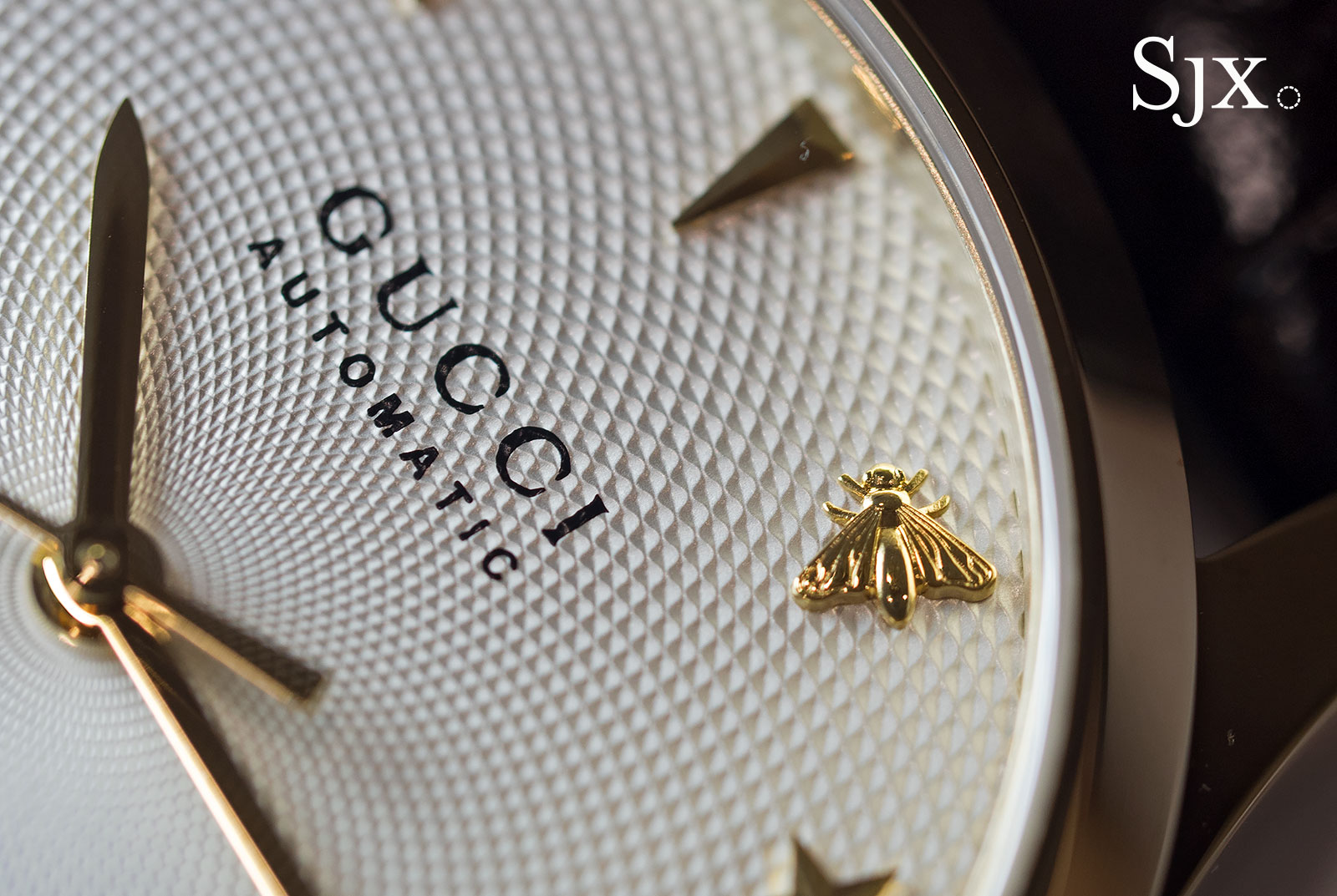 Gucci G-Timeless Automatic 38mm 10