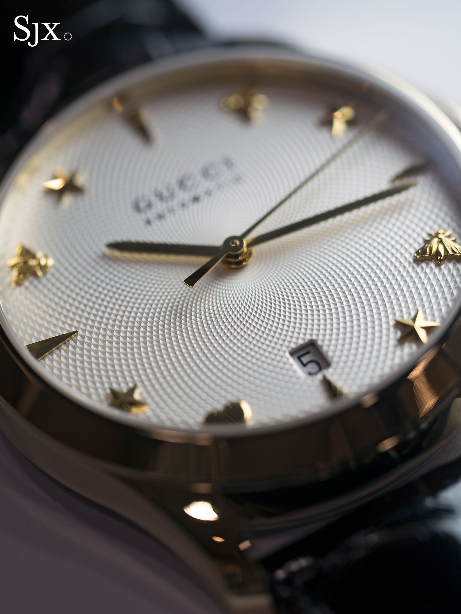 Gucci G-Timeless Automatic 38mm 11