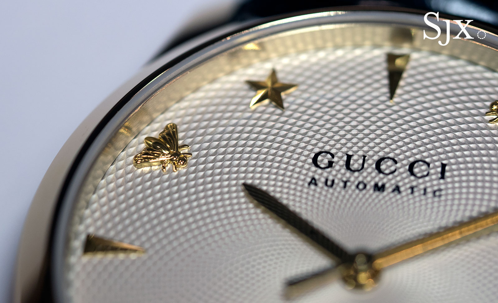 Gucci G-Timeless Automatic 38mm 2