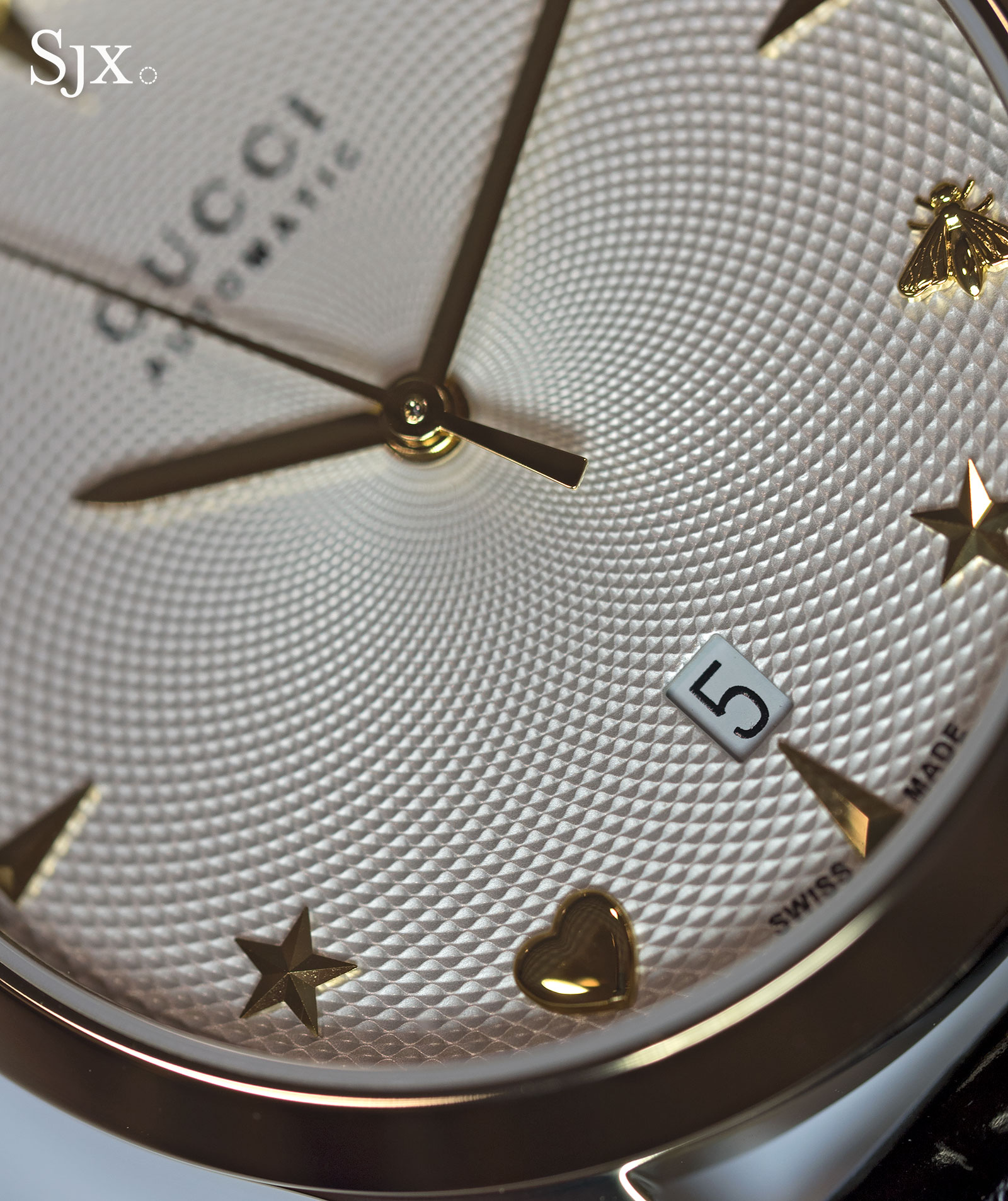 Gucci G-Timeless Automatic 38mm 4