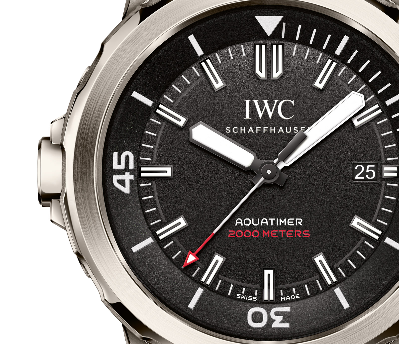 IWC Aquatimer 2000 35 Years Ocean 2000 1