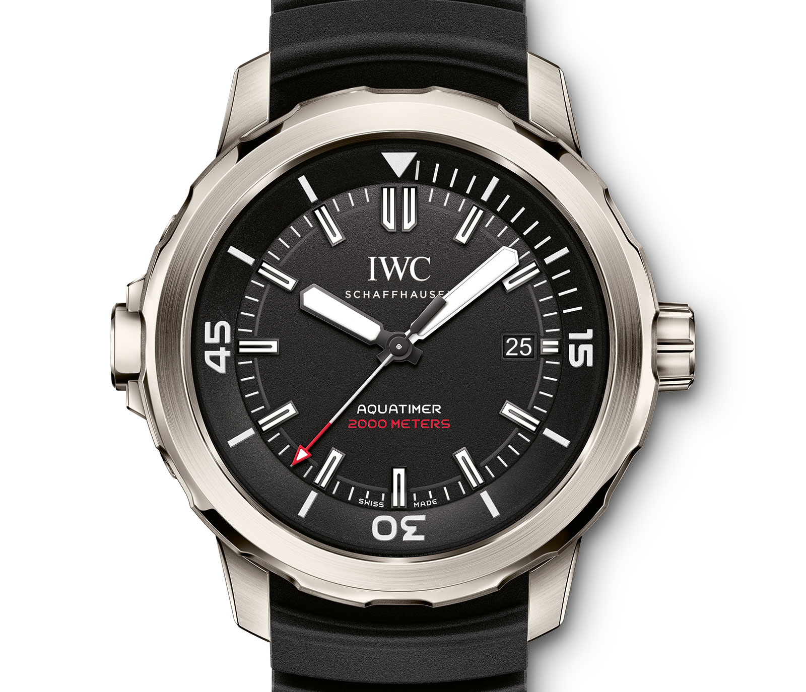 IWC Aquatimer 2000 35 Years Ocean 2000 3