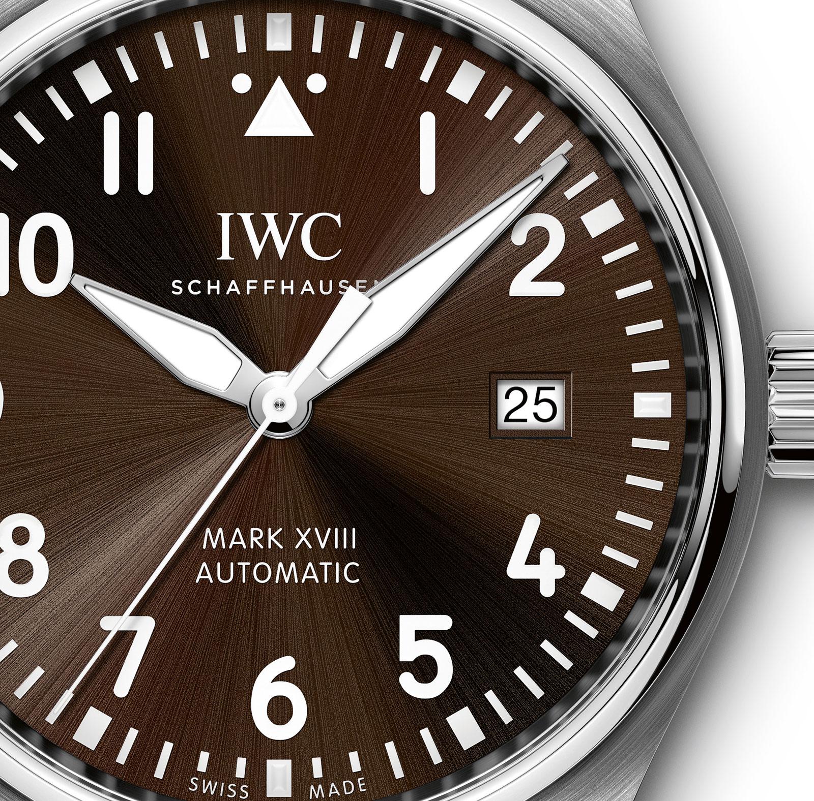 IWC Mark XVIII Saint Exupéry 2