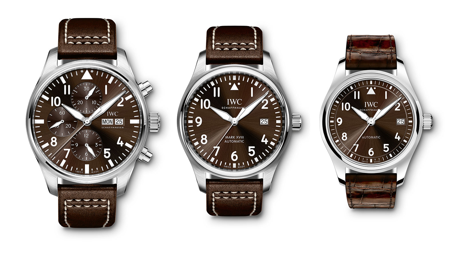 IWC Pilot's Saint Exupéry collection 1