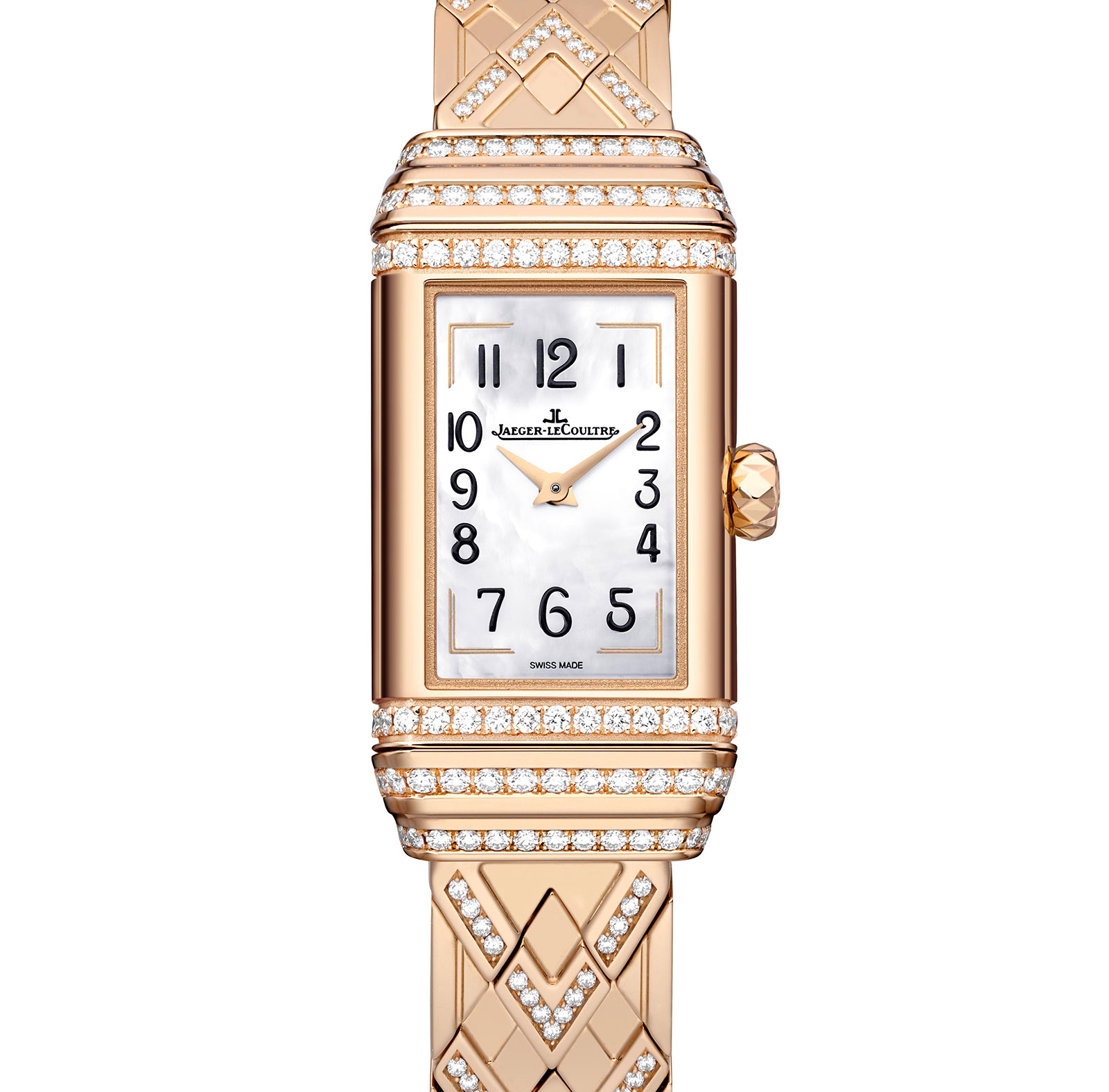 Jaeger-LeCoultre Reverso One Duetto Jewelry 1