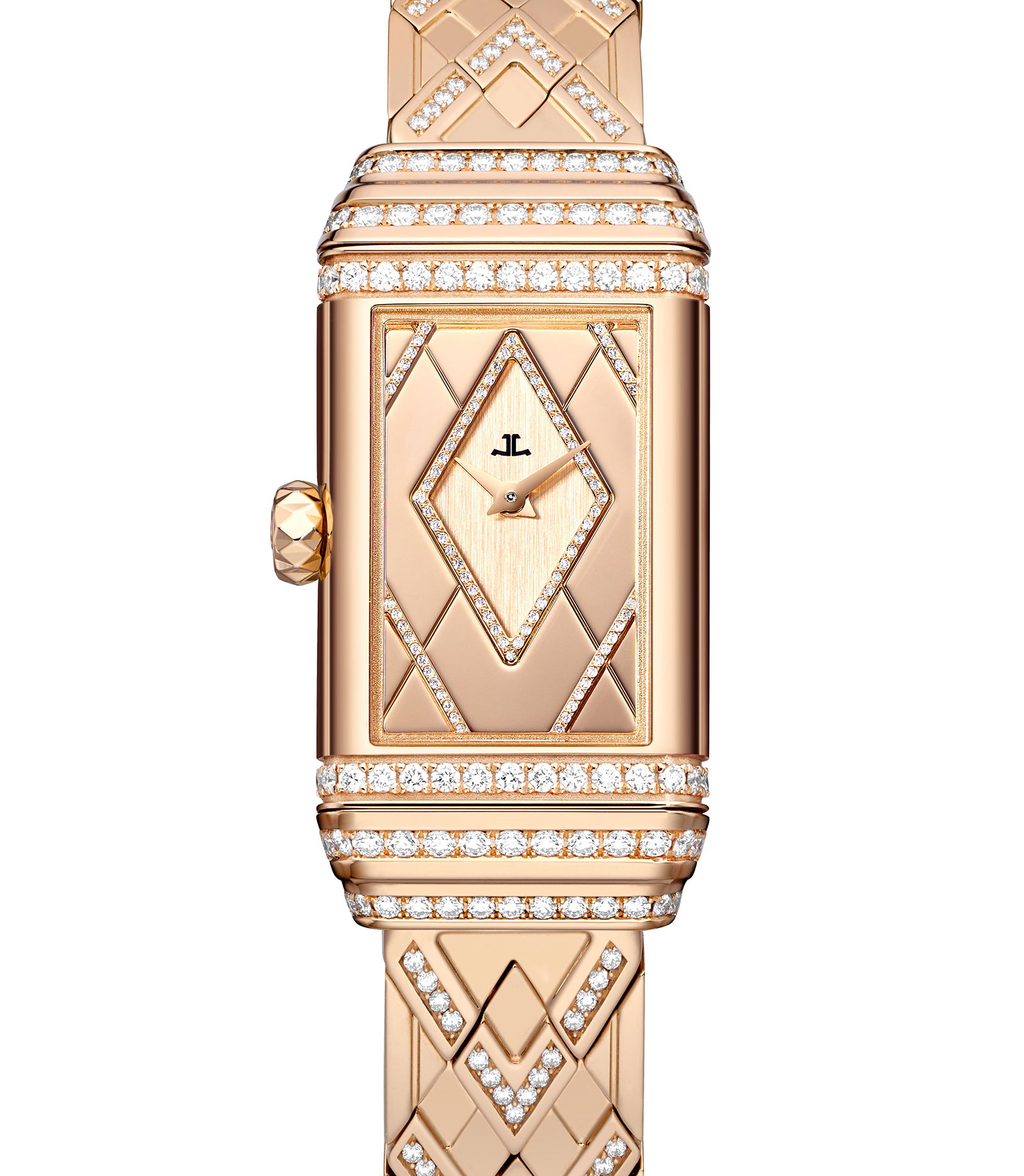 Jaeger-LeCoultre Reverso One Duetto Jewelry 2