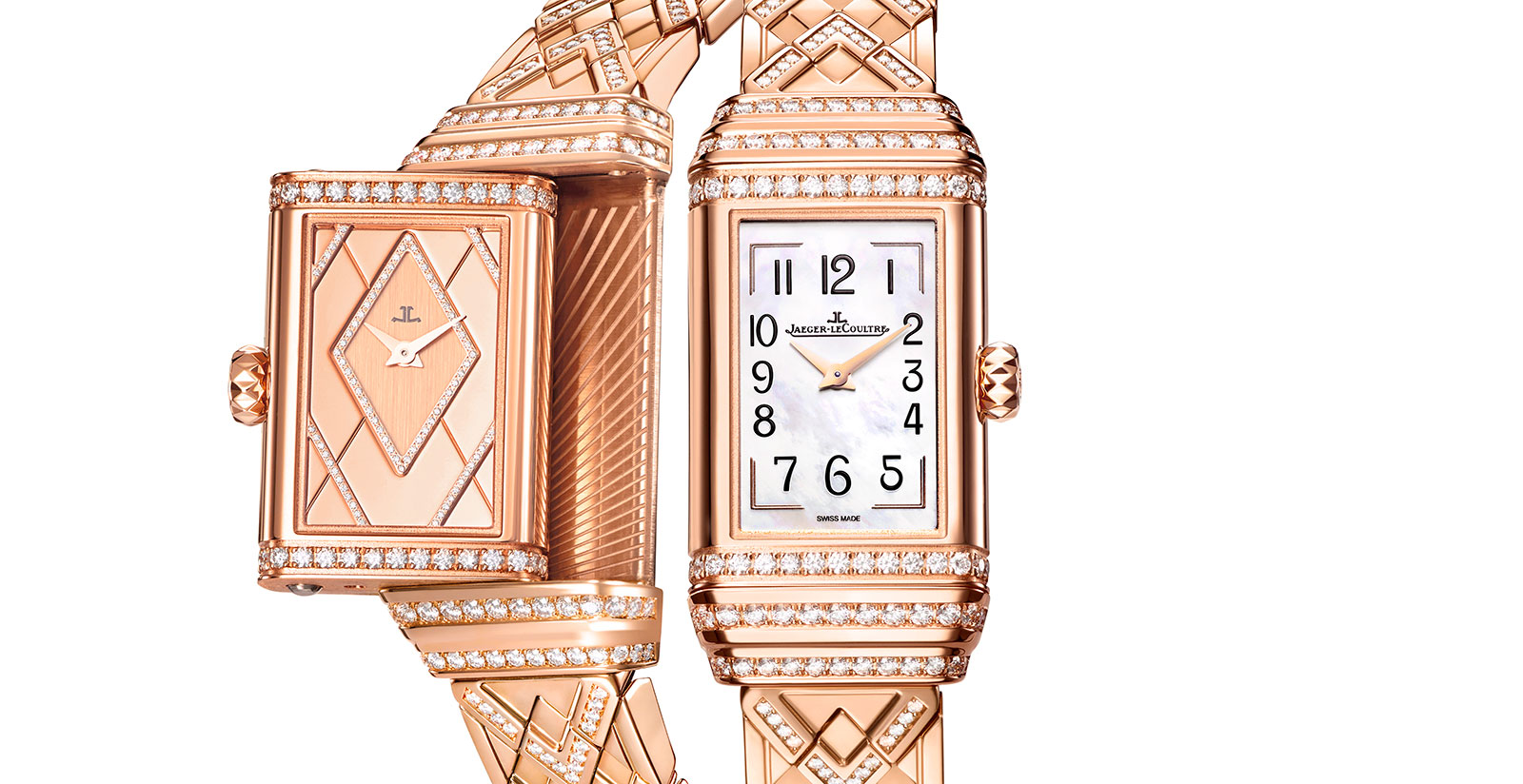 Jaeger-LeCoultre Reverso One Duetto Jewelry 3