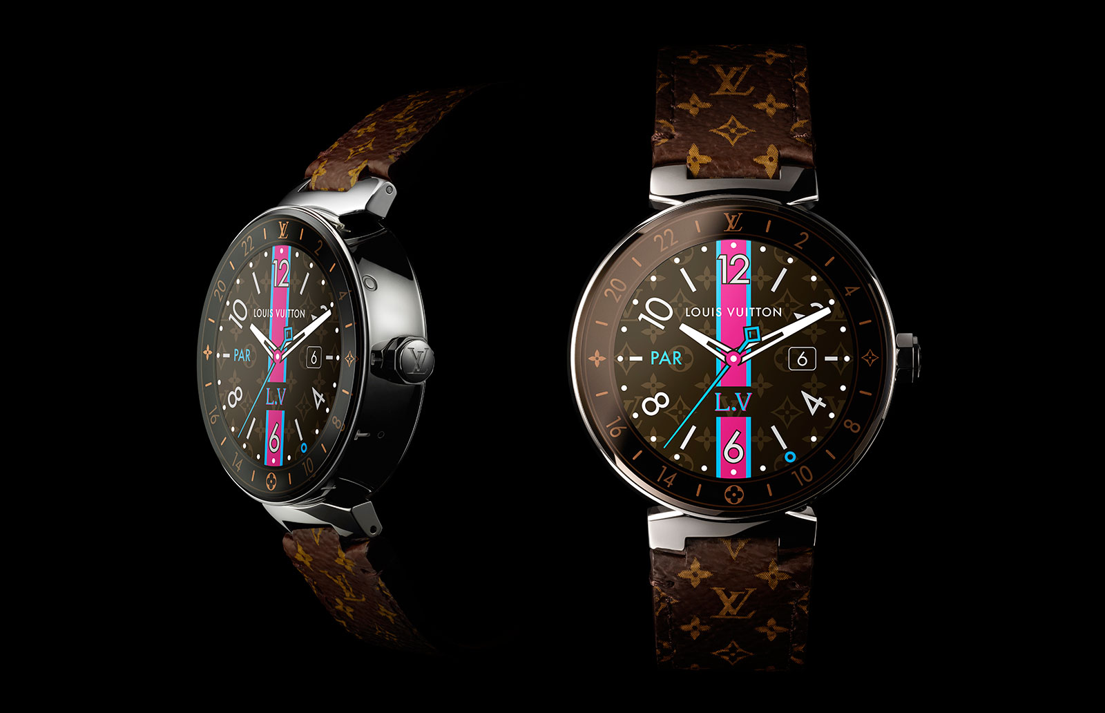 Louis Vuitton Tambour Horizon smartwatch 4