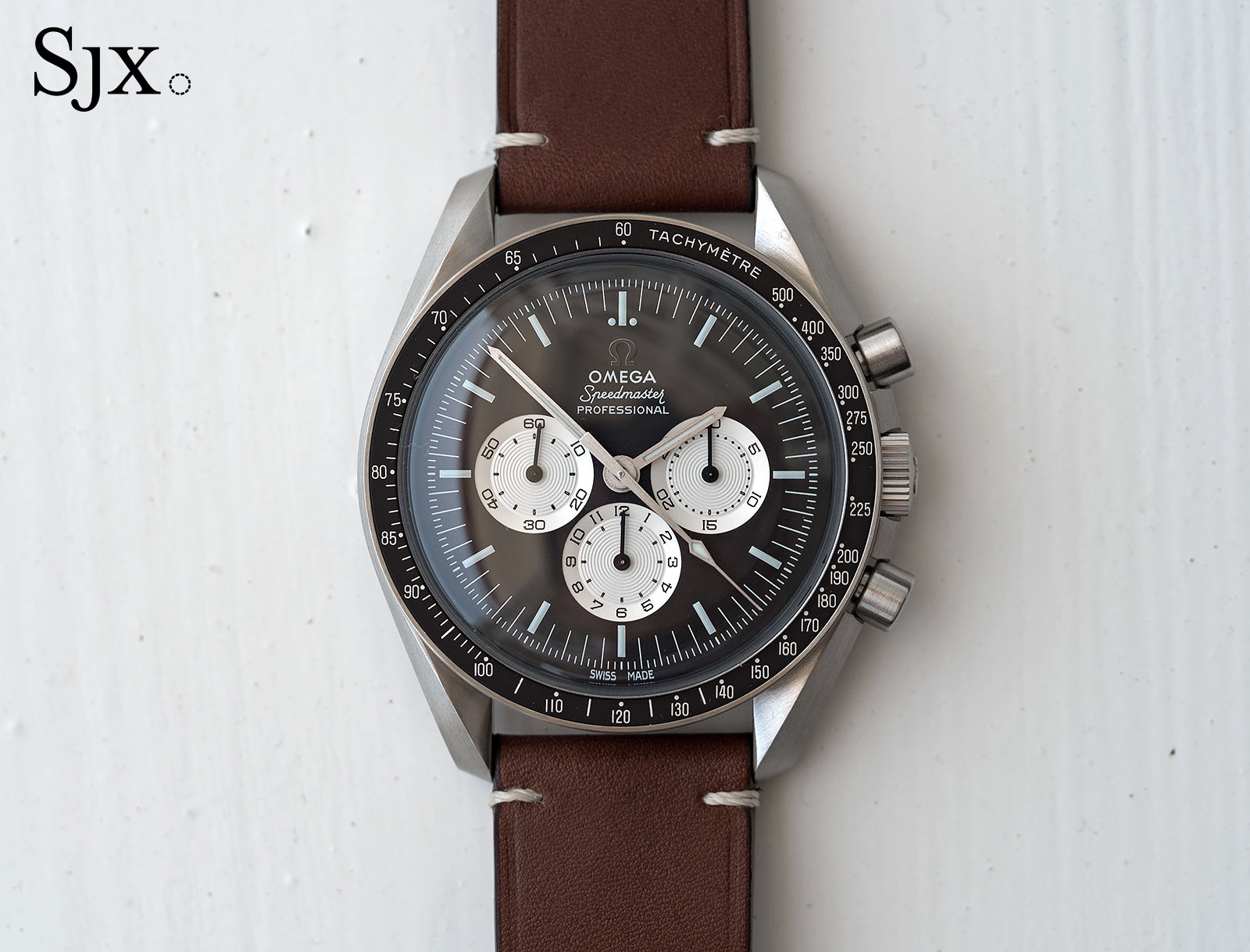 Omega Speedmaster Speedy Tuesday review 11