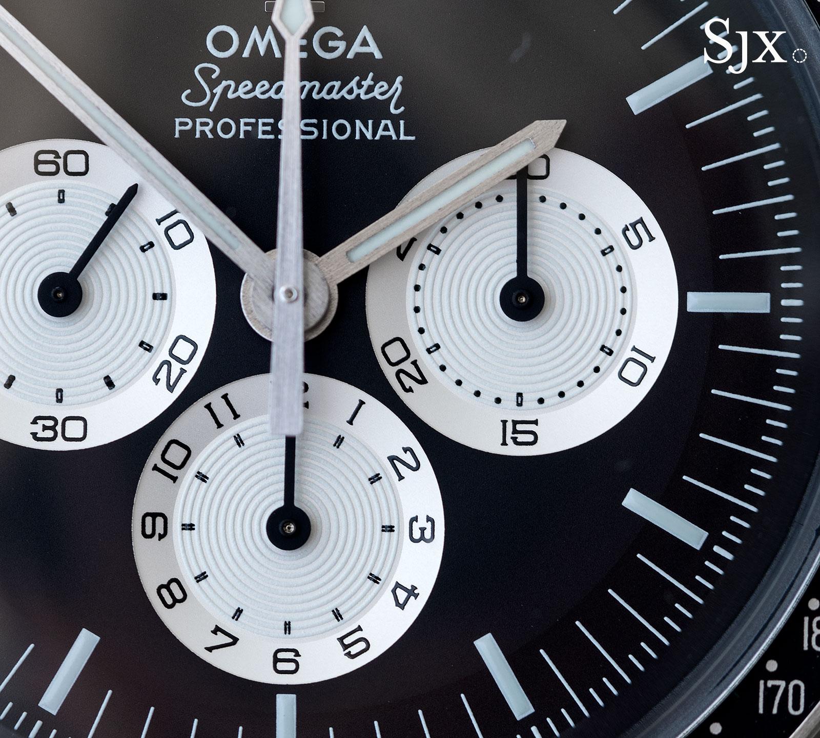 Omega Speedmaster Speedy Tuesday review 3