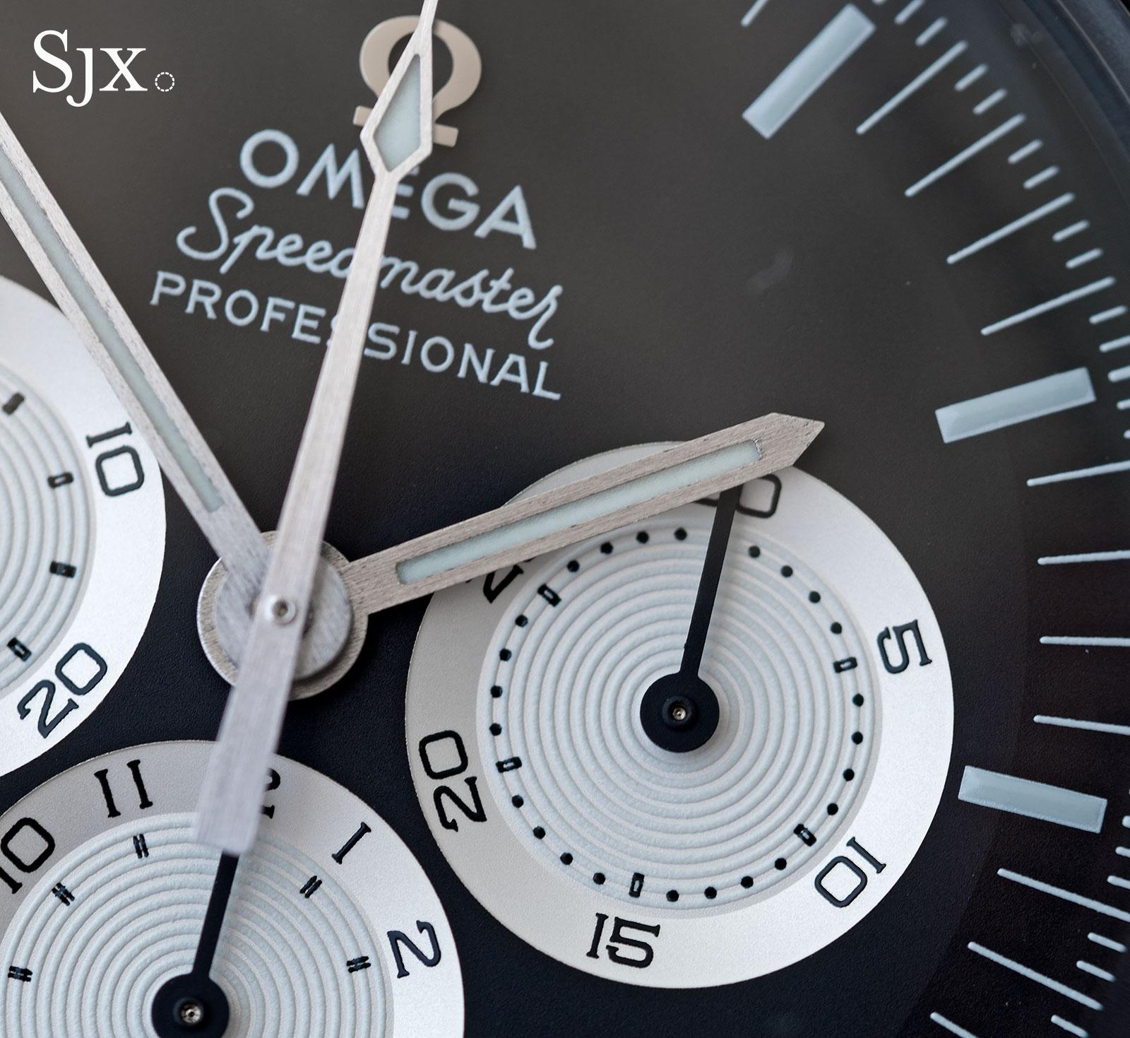 Omega Speedmaster Speedy Tuesday review 4