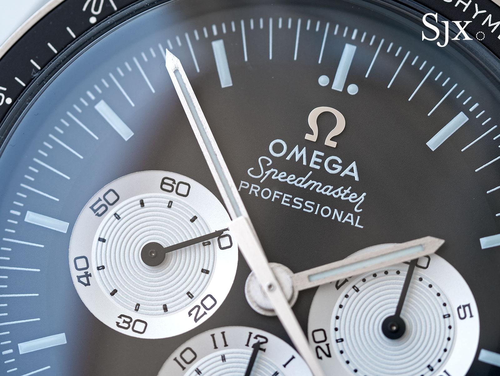 Omega Speedmaster Speedy Tuesday review 5