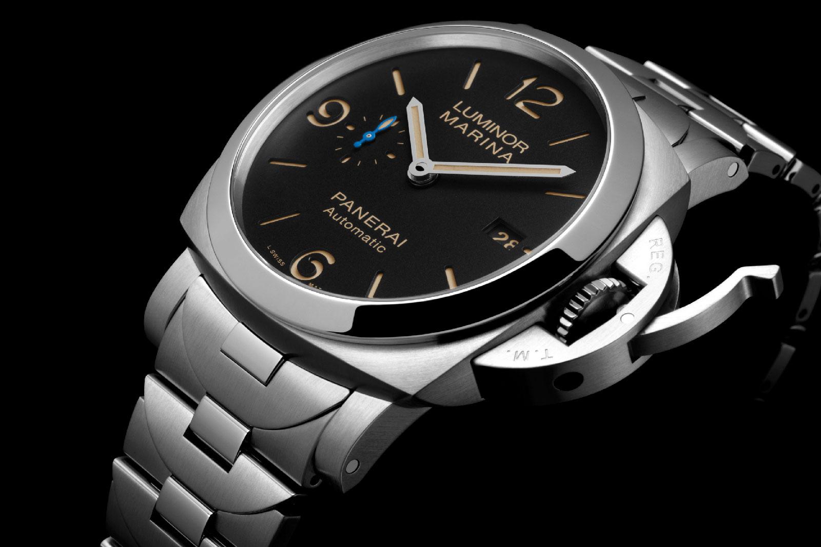 Panerai Luminor 1950 3 Days Automatic bracelet 44mm PAM723-1