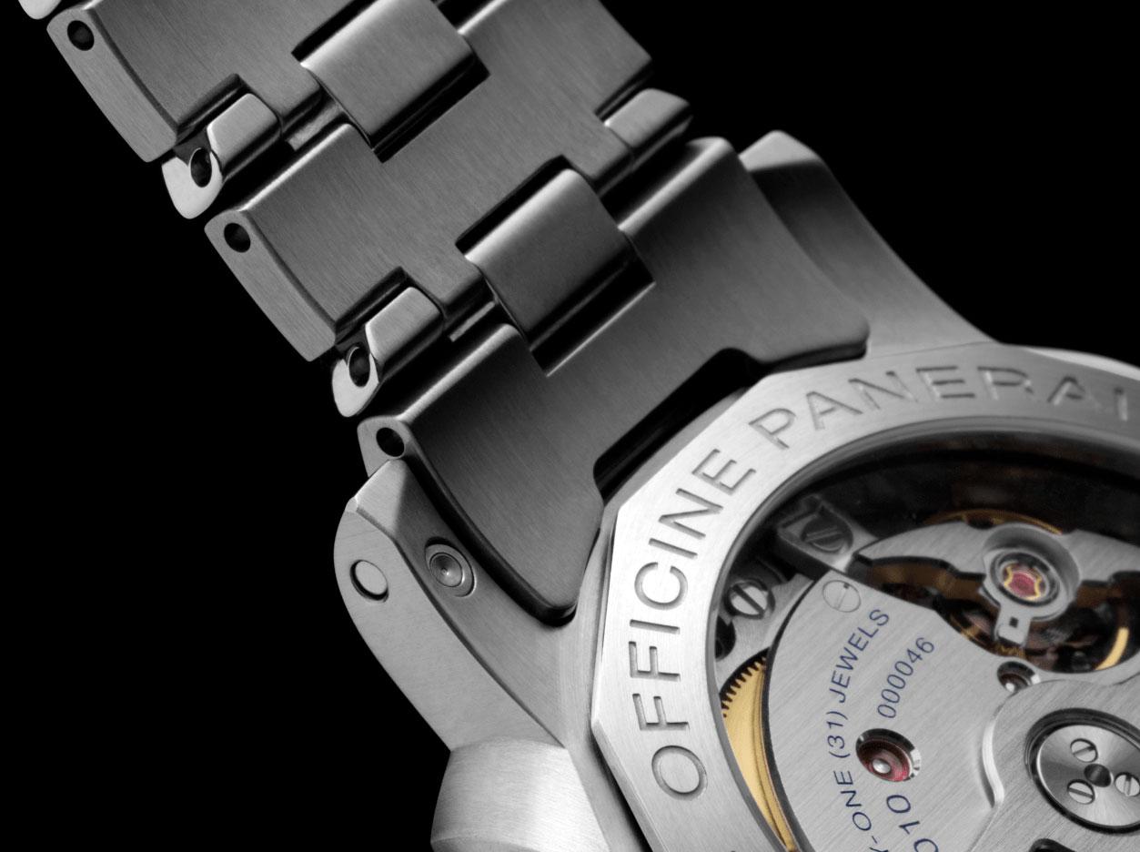 Panerai Luminor 1950 3 Days Automatic bracelet PAM722 2