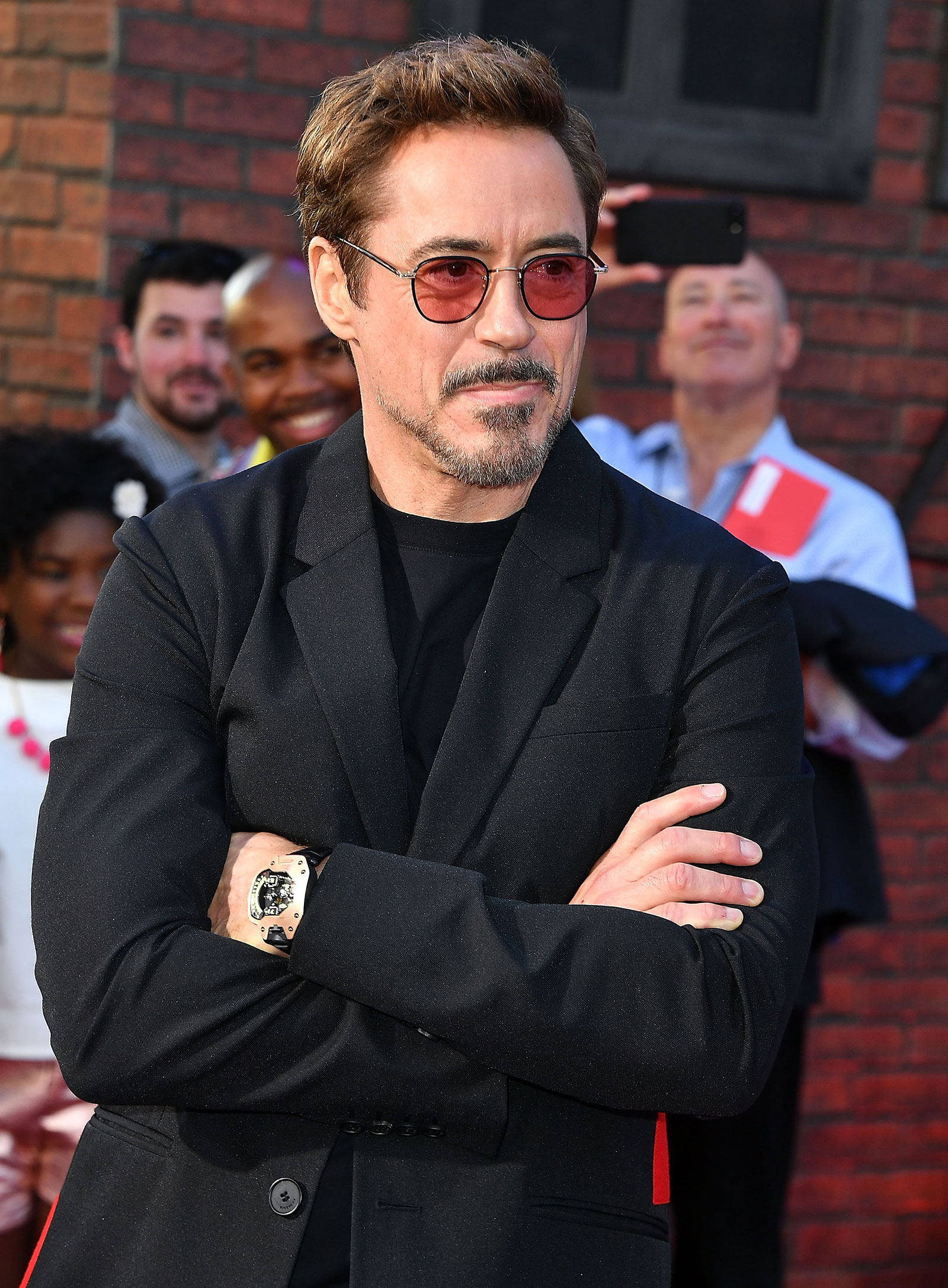 Robert Downey Jr Iron Man Urwerk UR-110-102