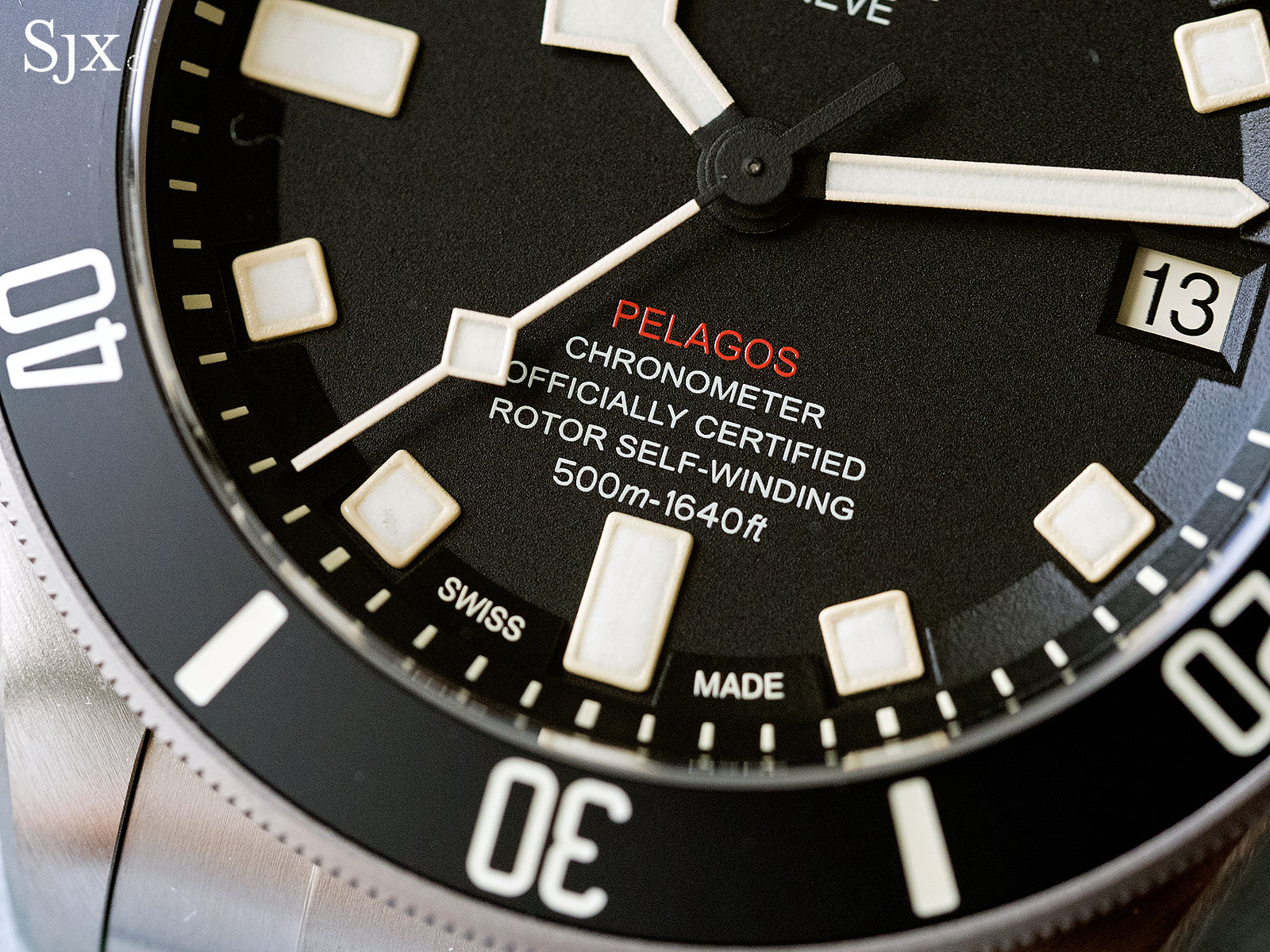 Tudor Pelagos LHD review 1