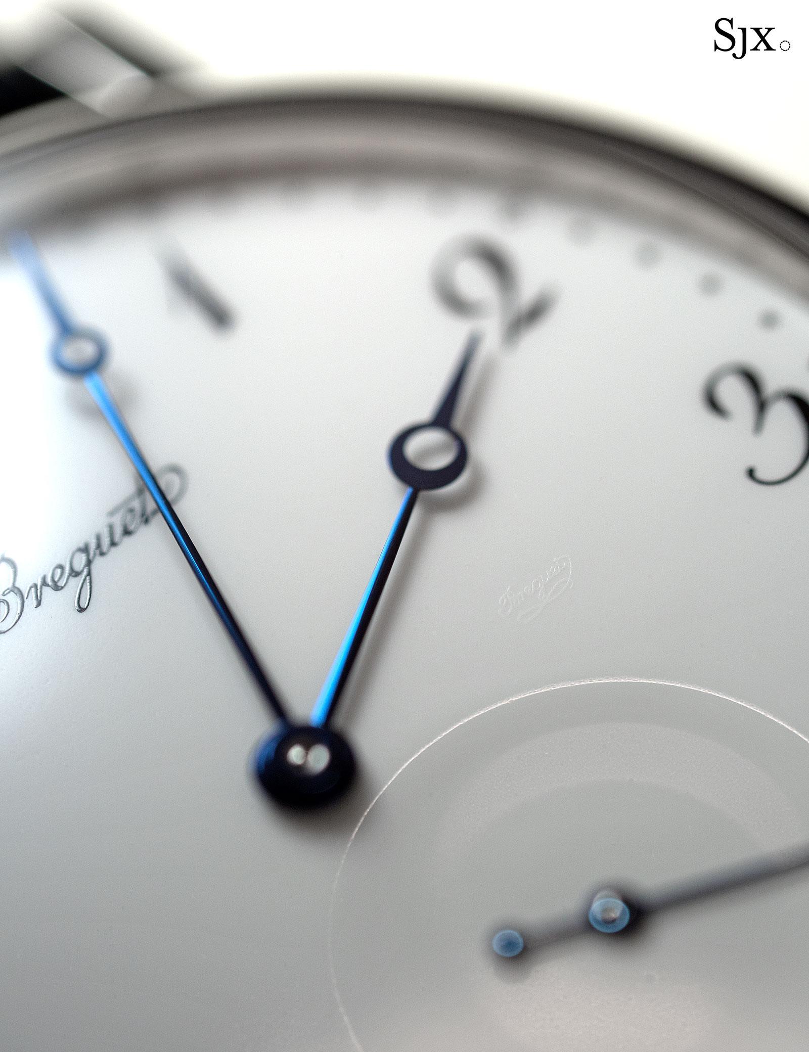 Breguet Classique 7147 enamel dial 11