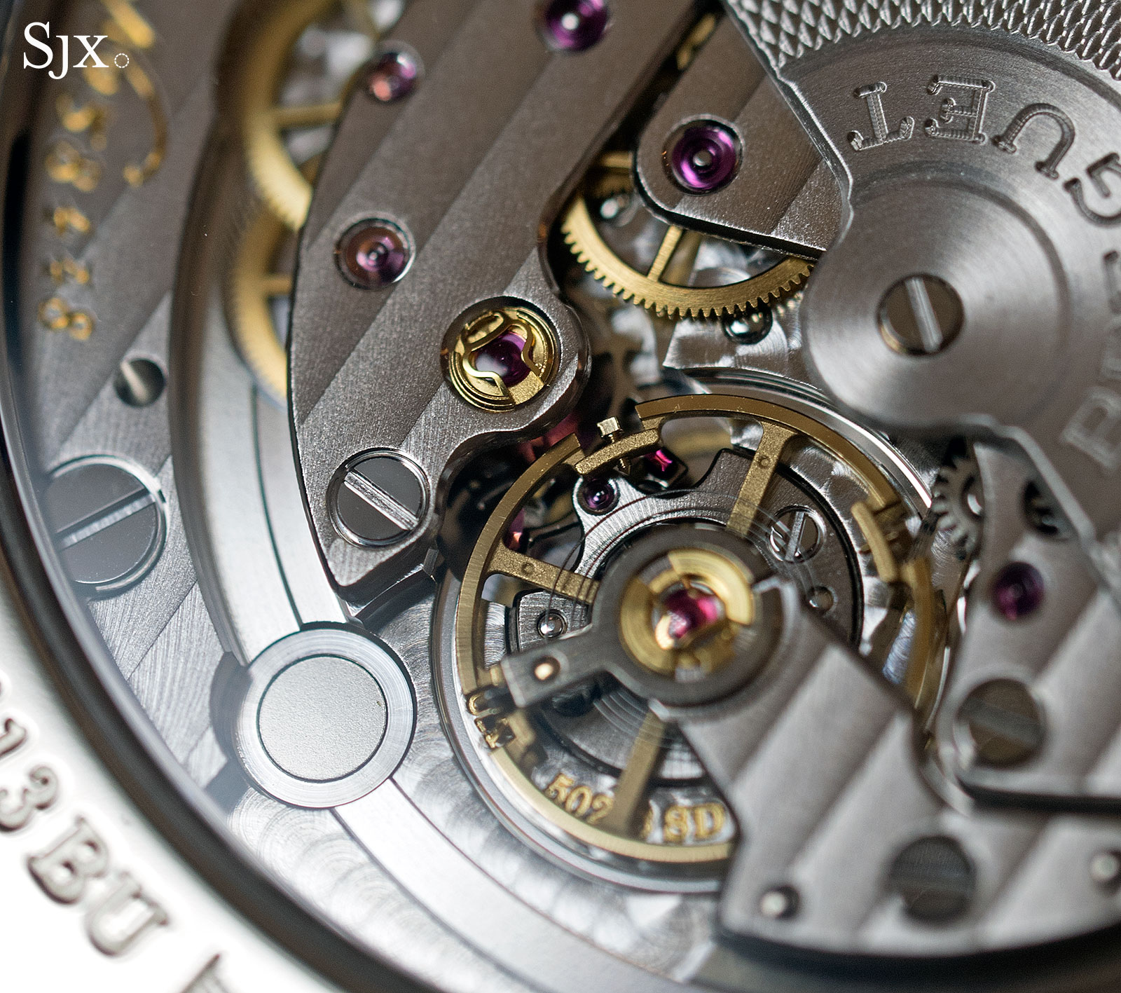 Breguet Classique 7147 enamel dial 14