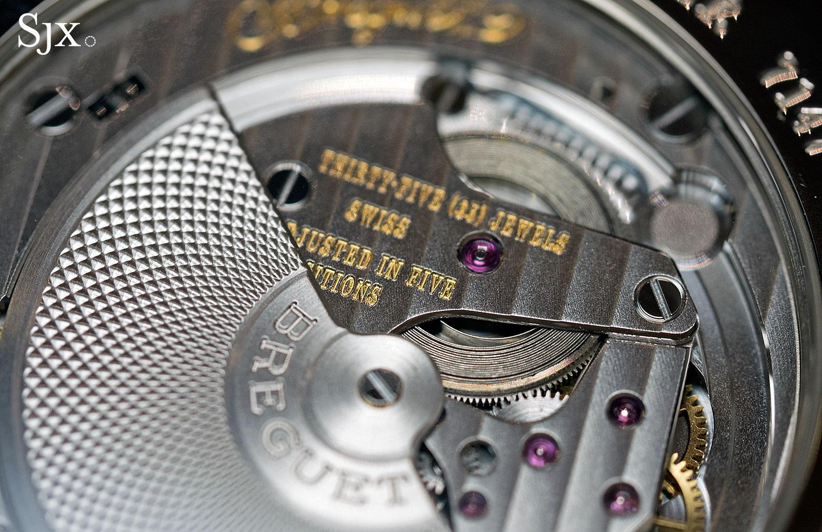 Breguet Classique 7147 enamel dial 15