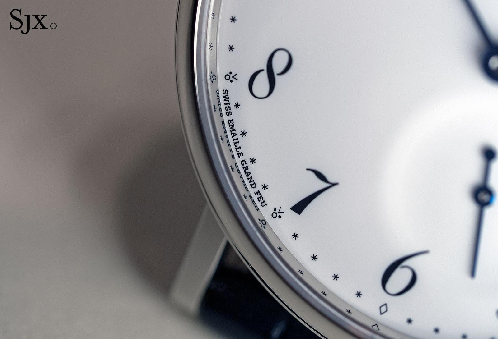Breguet Classique 7147 enamel dial 17