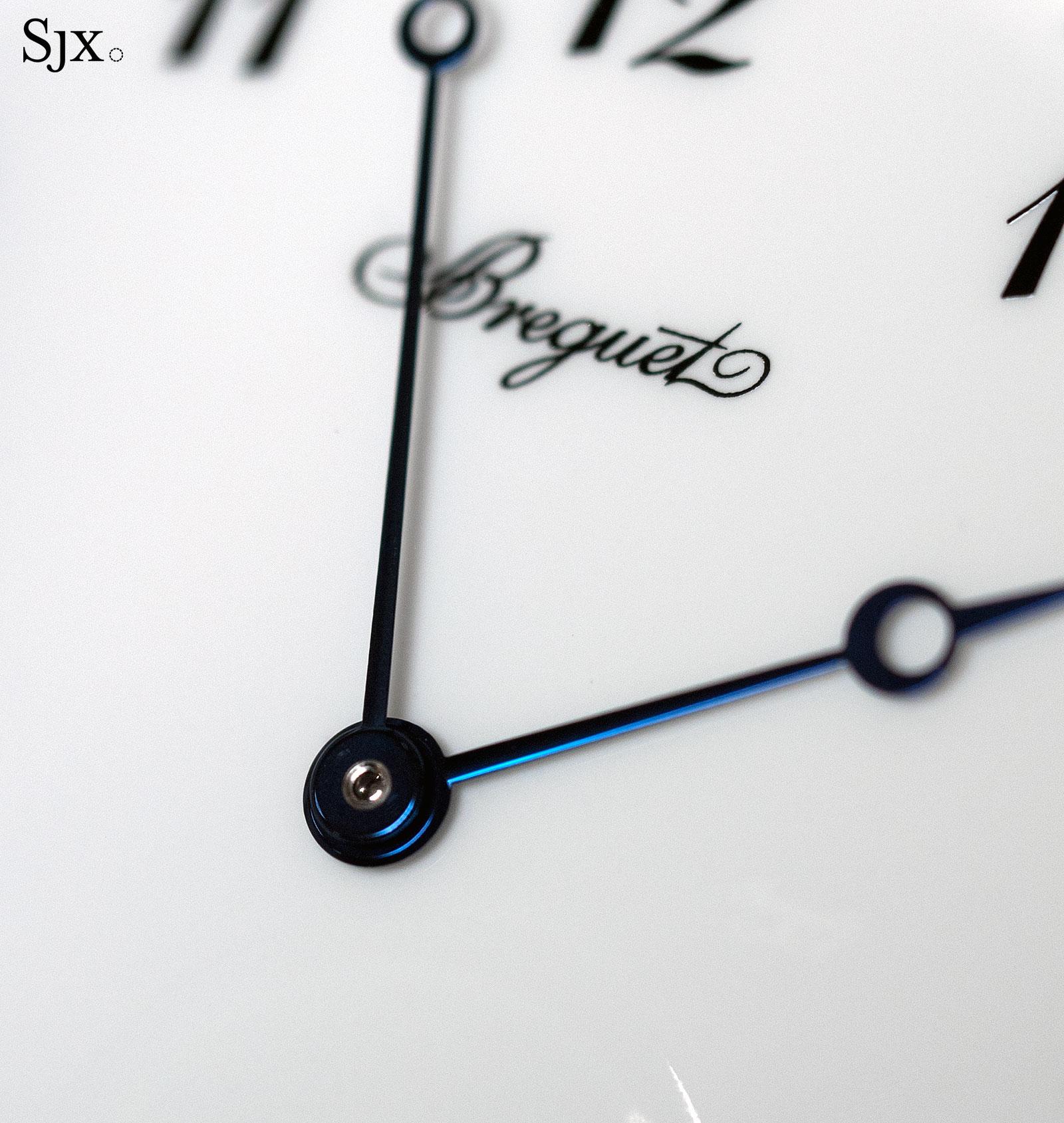 Breguet Classique 7147 enamel dial 2