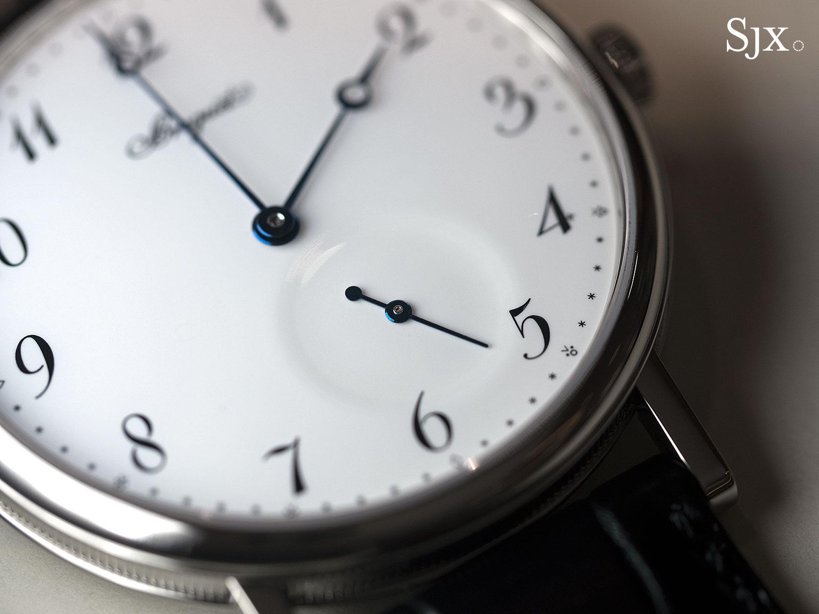 Breguet Classique 7147 enamel dial 5