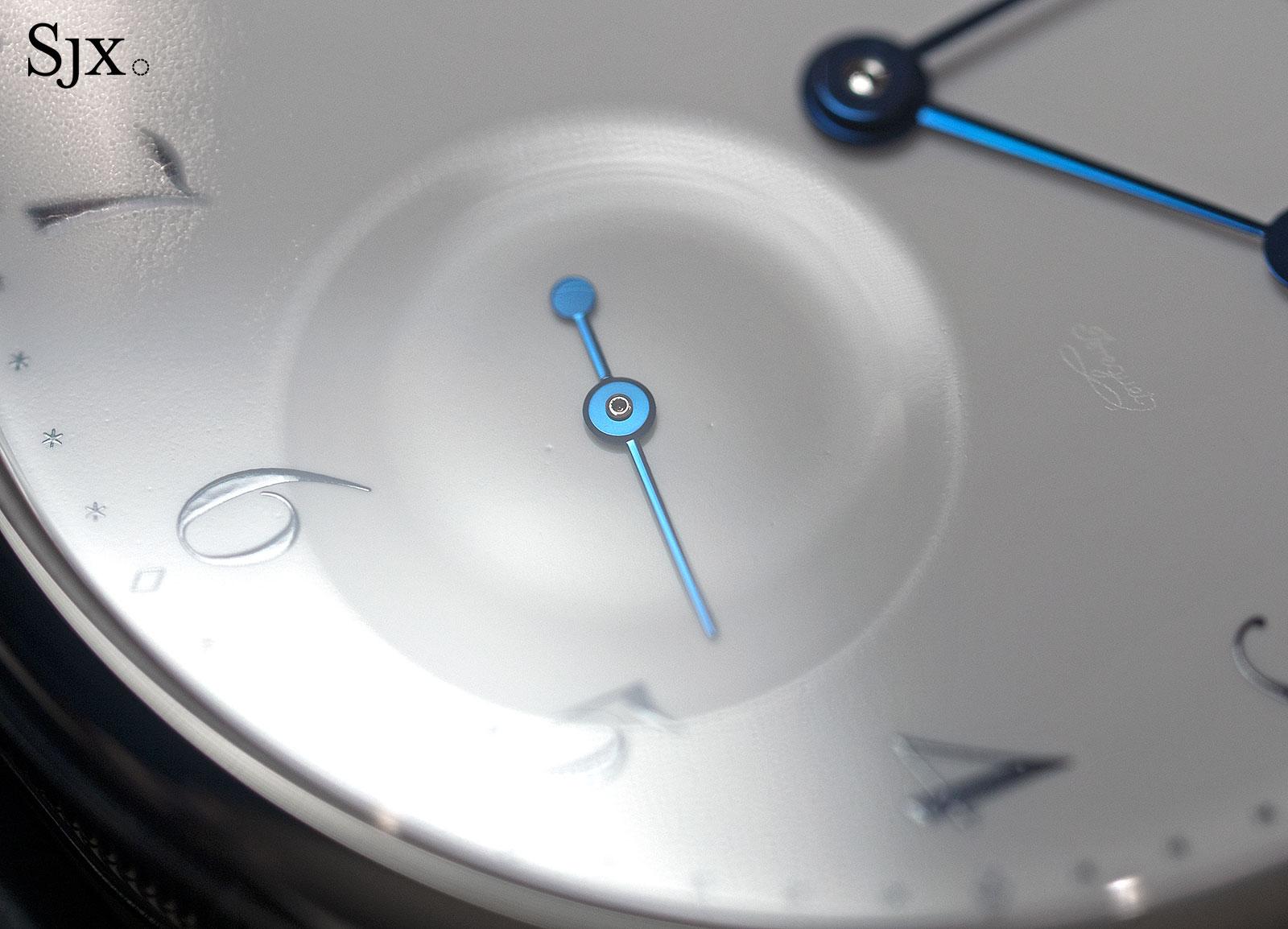 Breguet Classique 7147 enamel dial 9