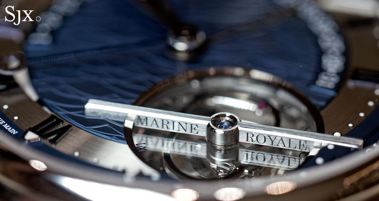 Breguet Marine Équation Marchante 5887 5