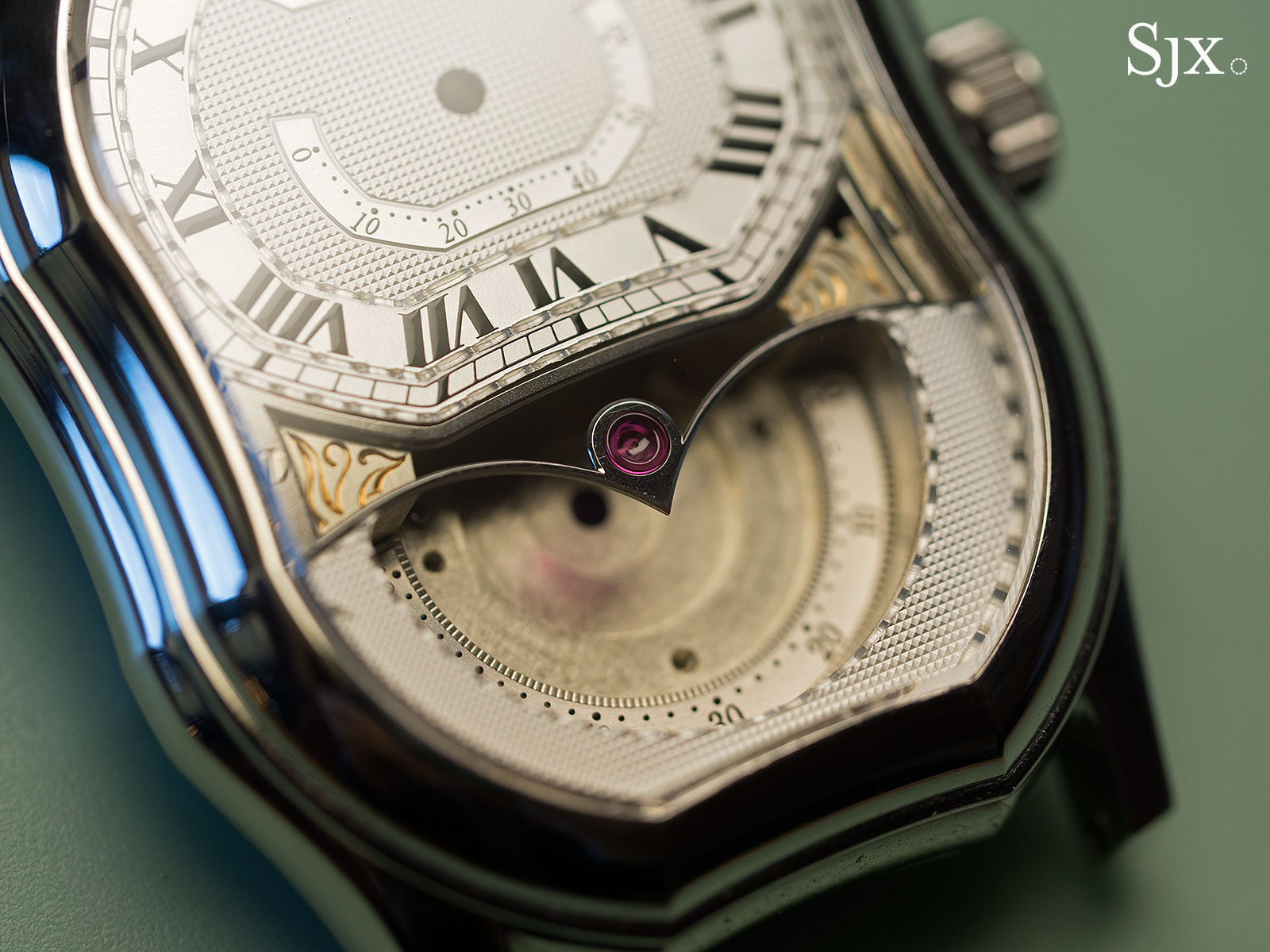 Daniel Roth watchmaker Jean Daniel Nicolas 19