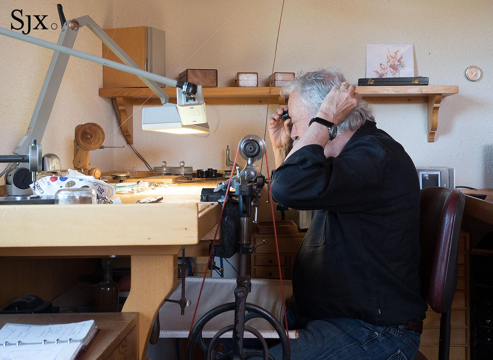 Daniel Roth watchmaker Jean Daniel Nicolas 8