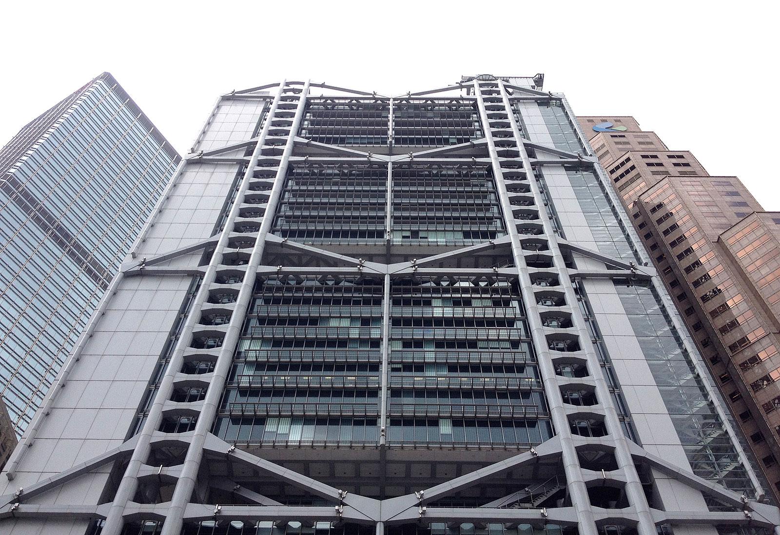 HSBC Building Hong Kong Norman Foster
