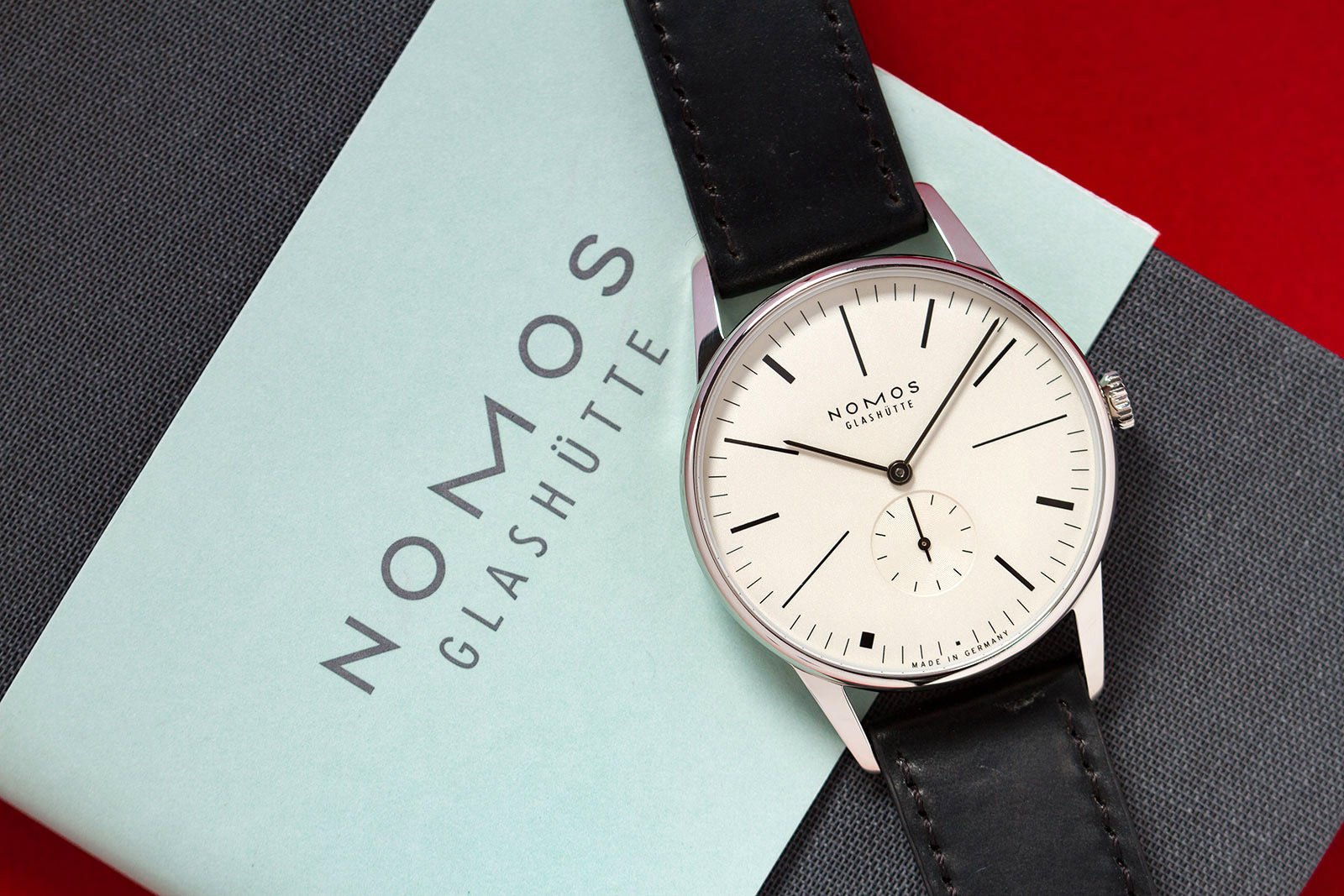 Nomos Orion 38 De Stijl Ace Jewelers 1