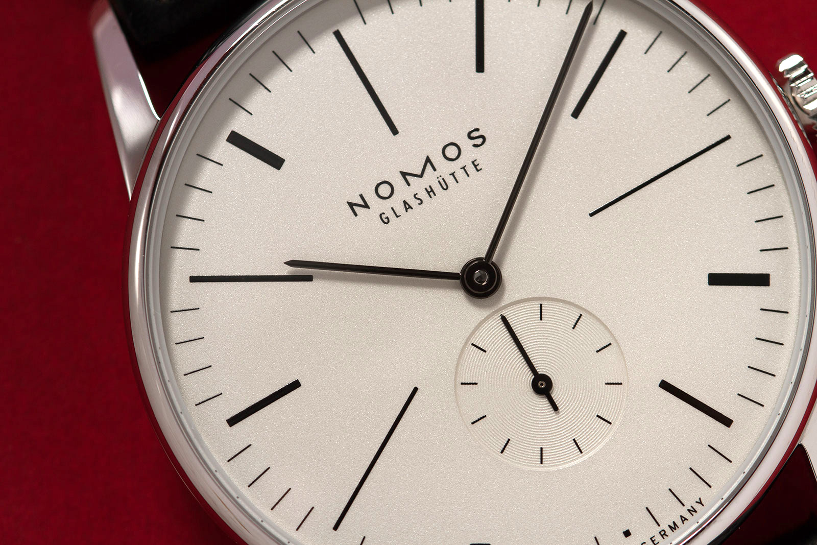 Nomos Orion 38 De Stijl Ace Jewelers 2